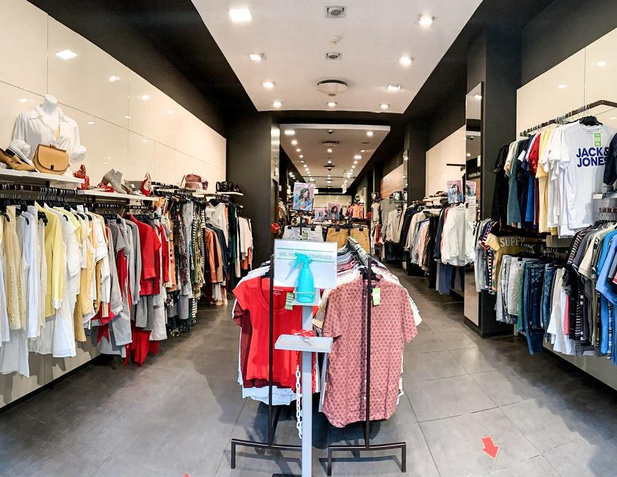 Aumenta notablemente la venta de ropa de segunda mano