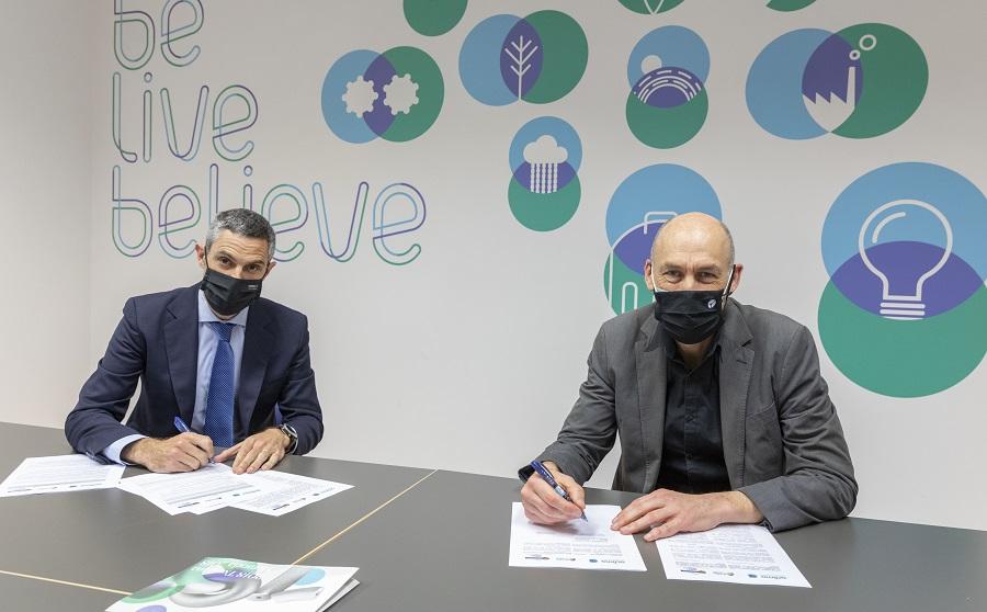 Acuerdo entre Ihobe y Aclima para el empleo verde y la digitalización del sector ambiental
