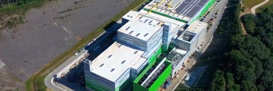 La planta de valorización energética de residuos de Gipuzkoa no afecta a la calidad del aire, según las mediciones realizadas en el entorno