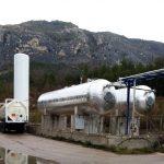 Un sistema de economía circular convierte emisiones de CO2 en gas para uso alimentario