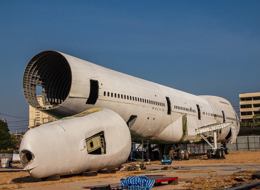 El sector aeronáutico es uno de los principales consumidores de composites
