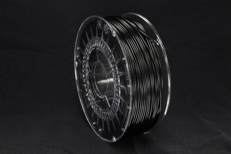 Filamento de impresión 3D con plástico reciclado