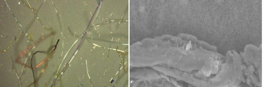 Una investigación alerta de los nanoplásticos y otros contaminantes dañinos presentes en las mascarillas desechables