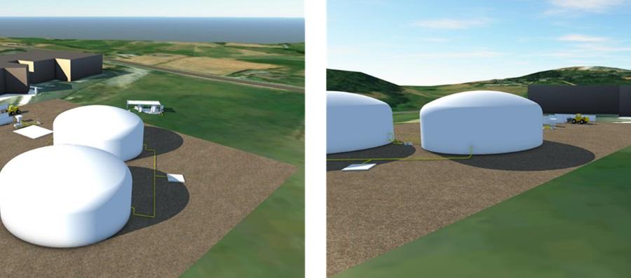 Frigoríficos Bandeira construirá una planta de biogás para valorizar sus residuos del matadero