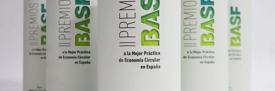 Convocada la III Edición del premio BASF a la mejor práctica de Economía Circular
