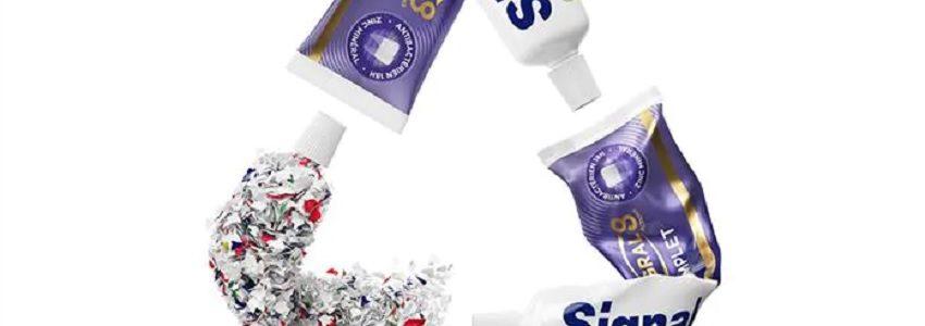 Unilever anuncia que todos sus tubos de pasta de dientes serán reciclables en 2025