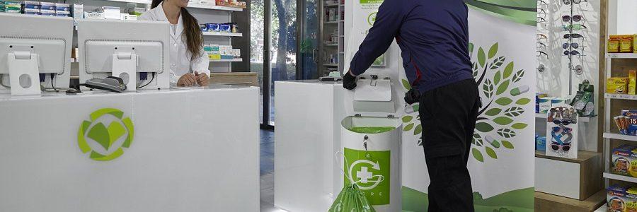 La pandemia no ha influido en los hábitos de reciclado de residuos de medicamentos