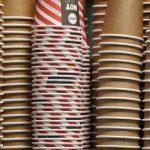 HSMG lanza un material barrera sin plástico para vasos de papel