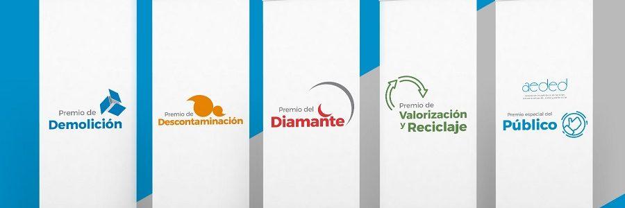 Los premios AEDED incluirán una categoría de valorización y reciclaje