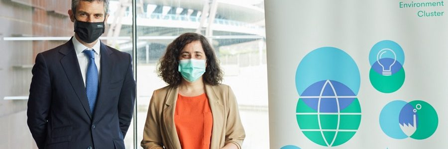 La industria ambiental de Euskadi aumentó su facturación hasta los 2.101 millones en 2020