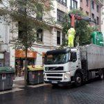 El negocio de servicios urbanos se redujo un 3,6% en 2020, situándose en 5.690 millones de euros