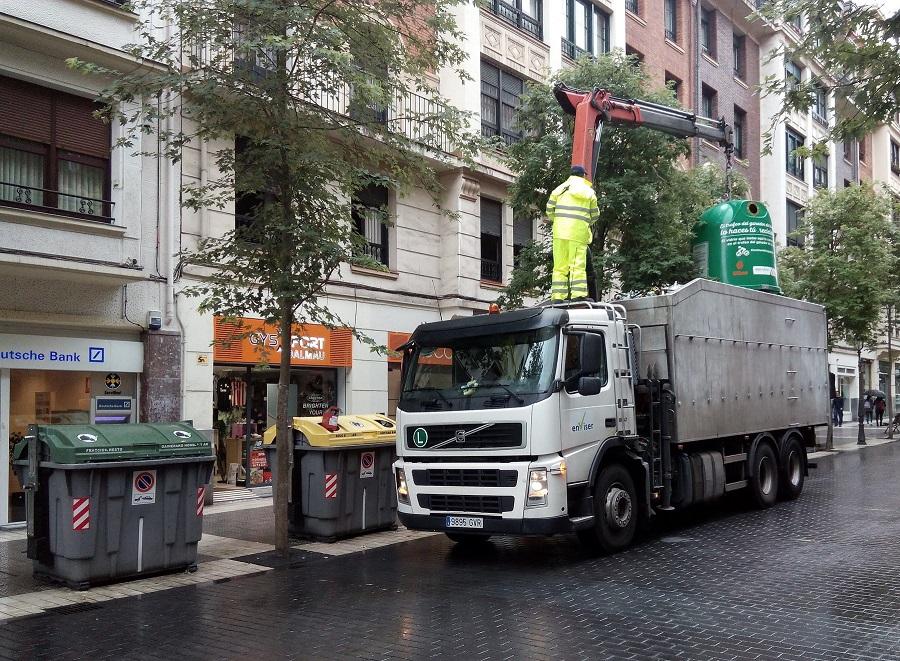 La pandemia afecta también al sector de servicios urbanos