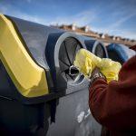 El reciclaje de envases acusa la pandemia y cae un 1% en 2020
