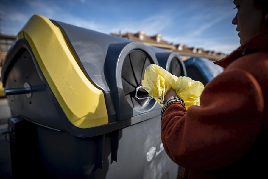 El reciclaje de envases en 2020