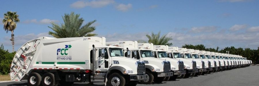 FCC gana un contrato de recogida de residuos en Florida por valor de 312 millones de euros