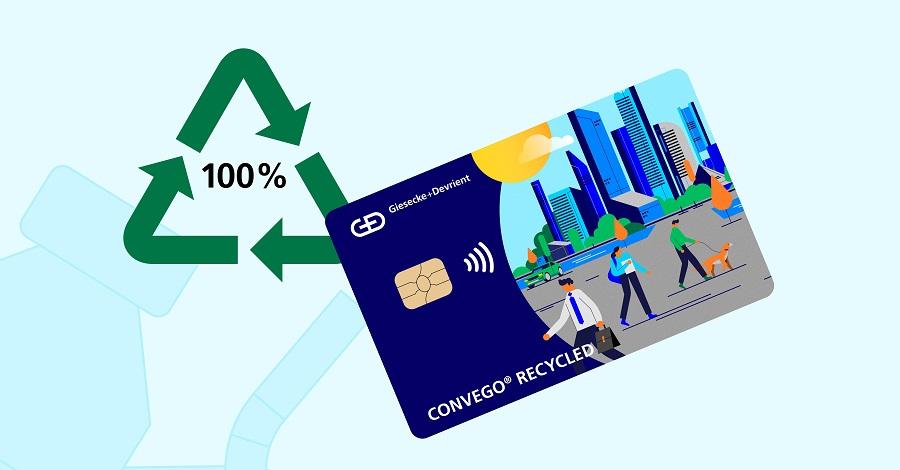 BBVA lanza tarjetas fabricadas con PVC 100% reciclado