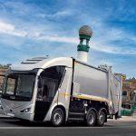 Irizar y FCC producirán en serie camiones de recogida de residuos 100% eléctricos