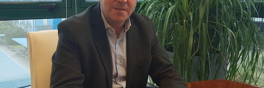 Javier Domínguez, invitado por el Gobierno de Navarra para explicar el cometido de Sogama como empresa pública ejemplar