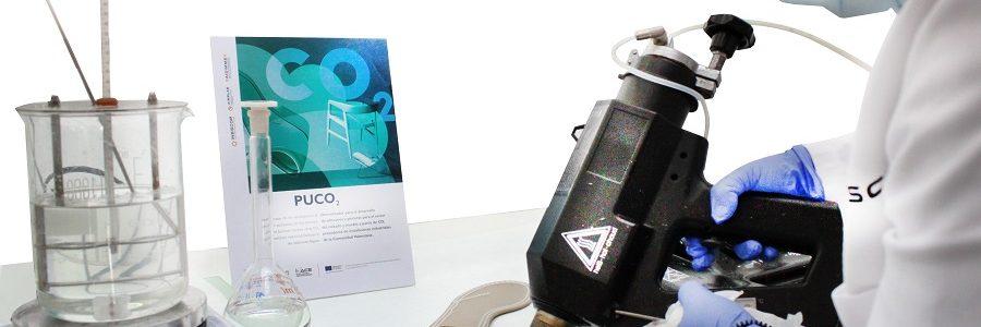Proyecto para convertir el CO2 industrial en pinturas, barnices y adhesivos para las industrias del calzado y el mueble