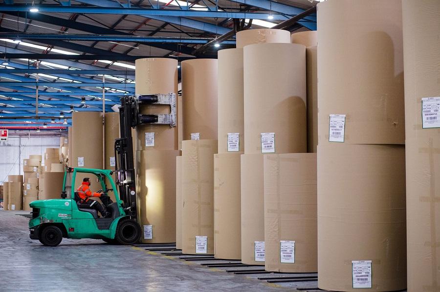 La papelera de Hinojosa en Alicante obtiene el certificado Residuo Cero de AENOR