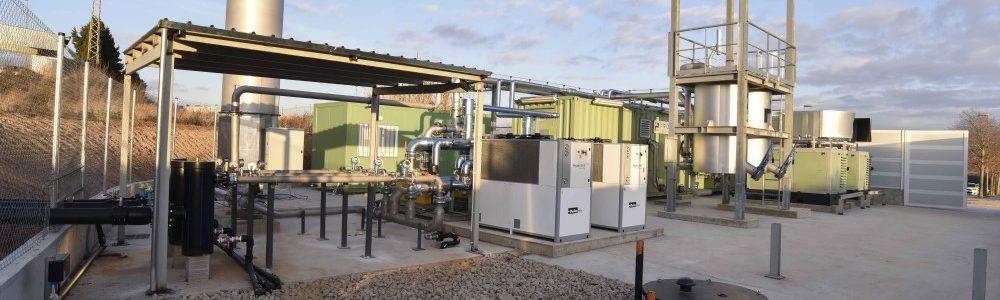 Naturgy inyecta gas renovable de vertedero en la red de distribución
