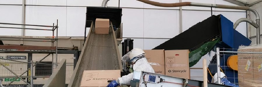 Sogama cierra su planta de gestión de residuos sanitarios al remitir la pandemia