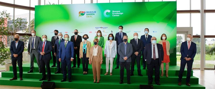 Nueva gran alianza en ecodiseño y economía circular en Euskadi