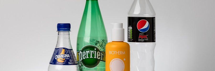 Primeras botellas de plástico obtenidas mediante reciclaje enzimático de residuos