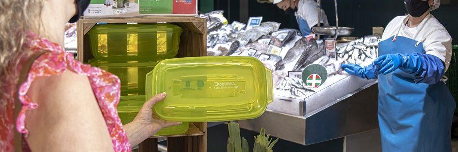 Eroski, reconocida por sus esfuerzos para reducir los plásticos