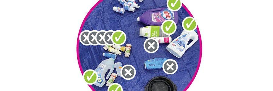 Un estudio de la OCU estima que solo se recicla el 30% de los envases del contenedor amarillo