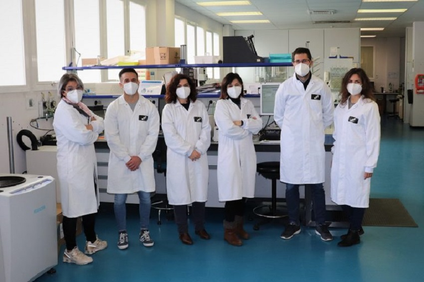 Reconocimiento a los autores de un proceso para reciclar mascarillas FFP2