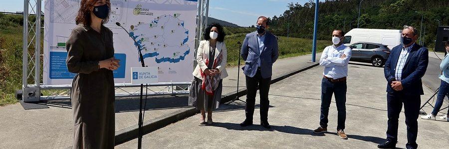 La Xunta de Galicia licita la nueva planta de transferencia de residuos de Cee
