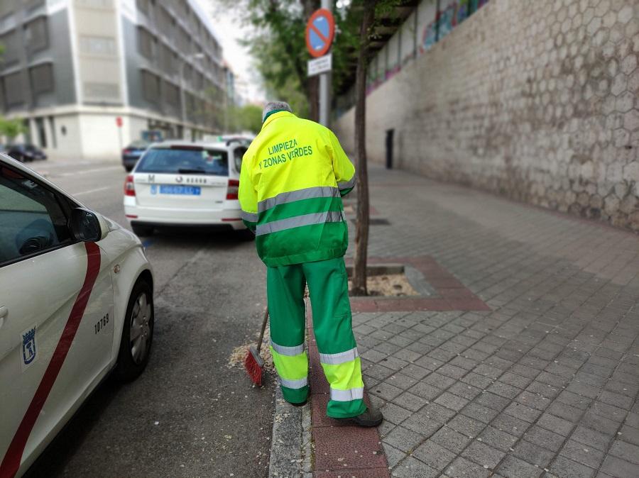 Madrid abre a consulta pública la nueva ordenanza de limpieza y residuos