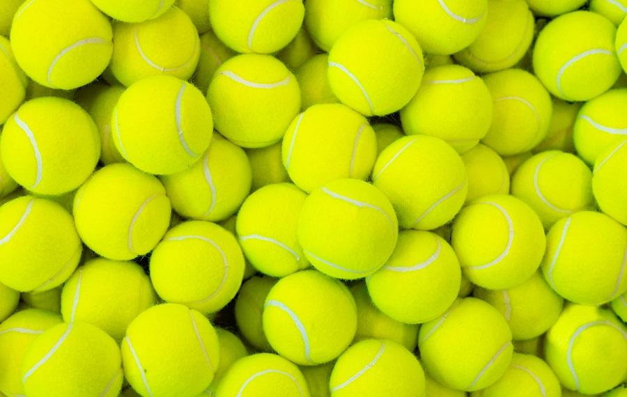 Pelotas de tenis