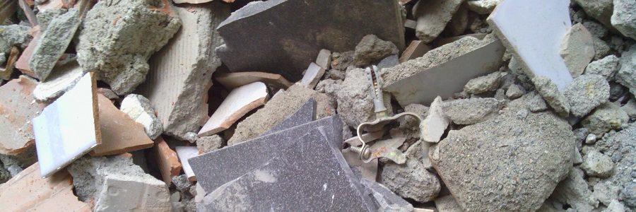 Autorizada la construcción de una nueva área de aportación de residuos de construcción en Segovia