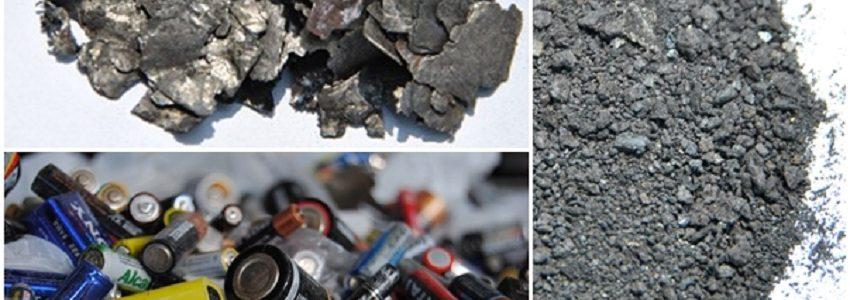 ERP recuperó 2.000 toneladas de materiales con el reciclaje de pilas y baterías