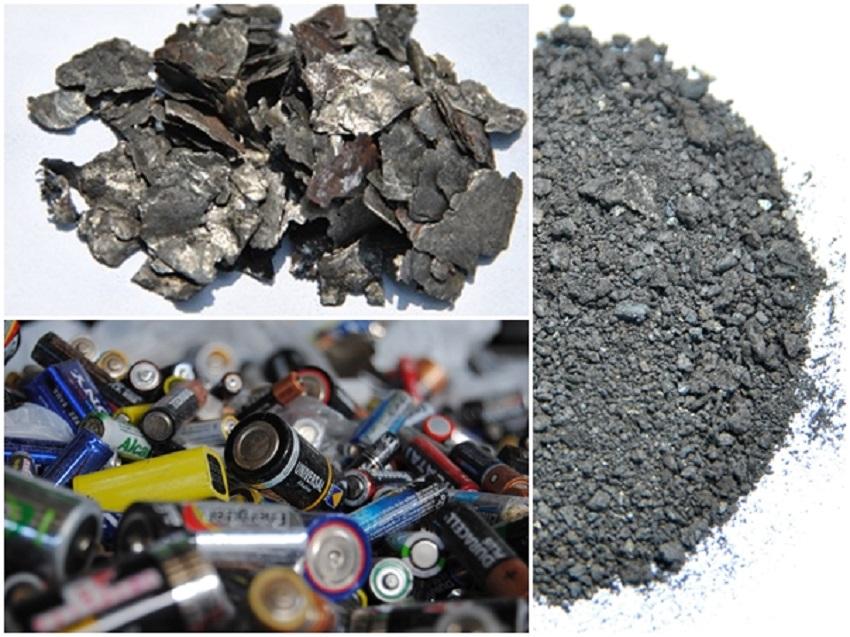 ERP recicló 2.000 toneladas de materiales de pilas en 2020