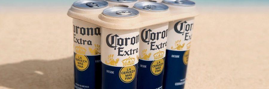 Corona, primera marca de bebidas del mundo que recupera más plástico del medio ambiente del que libera