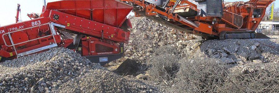 Gestores de RCD alertan de que el nuevo Decreto de residuos de construcción de Castilla y León hace inviable el uso de áridos reciclados en obras