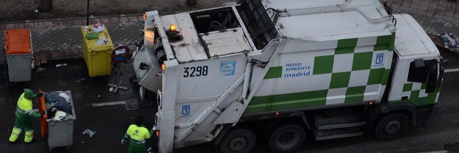 Lo de (la gestión de residuos en) Madrid