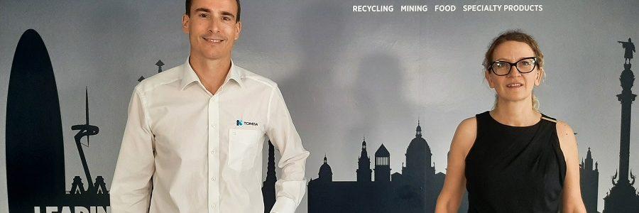 TOMRA Recycling reúne a expertos del sector en un webinar sobre reciclaje de residuos electrónicos