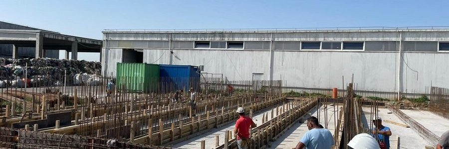 La firma valenciana Genia Bioenergy construye una planta de compostaje en Rumanía