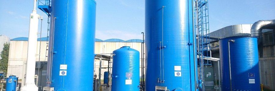Investigan un nuevo sistema de depuración de aguas residuales para recuperar biogás, nutrientes y agua regenerada