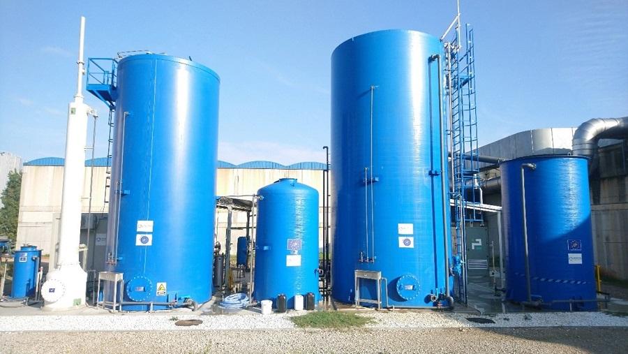 Biogás, nutrientes y agua regenerada a partir de aguas residuales
