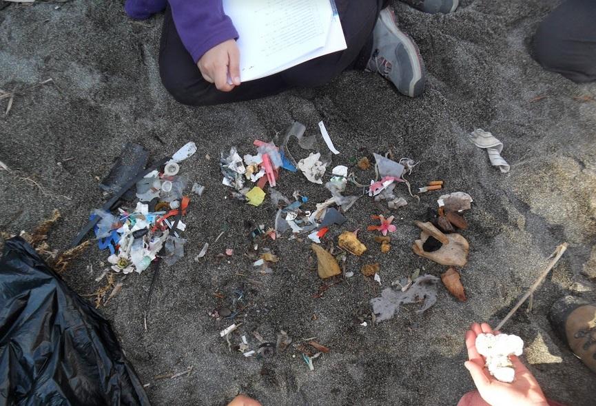 La presencia de microplásticos en los océanos estaría sobredimensionada