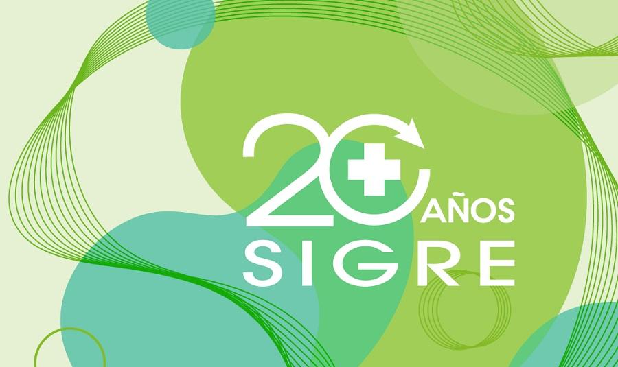 III edición de los premios SIGRE