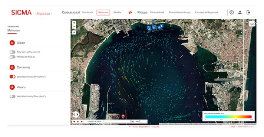 SICMA permite afrontar incidentes de contaminación por sustancias químicas en el medio marino
