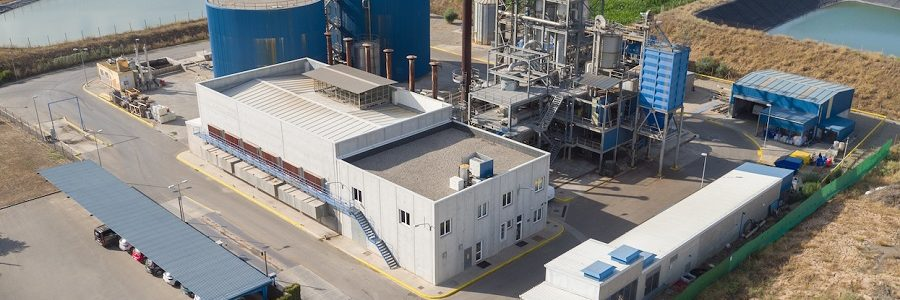 Neoelectra incorpora el tratamiento de lodos industriales a su planta de purines de Juneda para aumentar la producción de biogás
