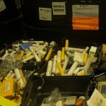Informe de buenas prácticas para prevenir incendios provocados por las baterías de residuos electrónicos