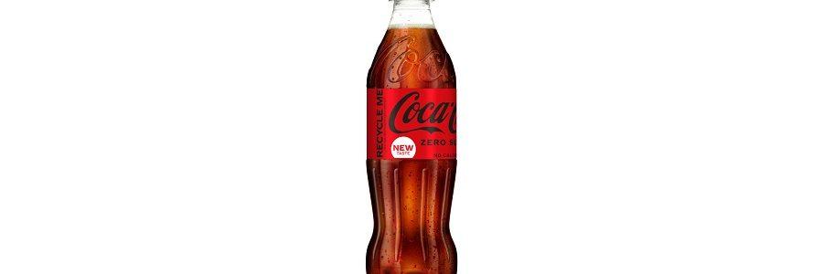 Coca-Cola anuncia que todas las botellas de menos de medio litro en Reino Unido serán de plástico 100% reciclado
